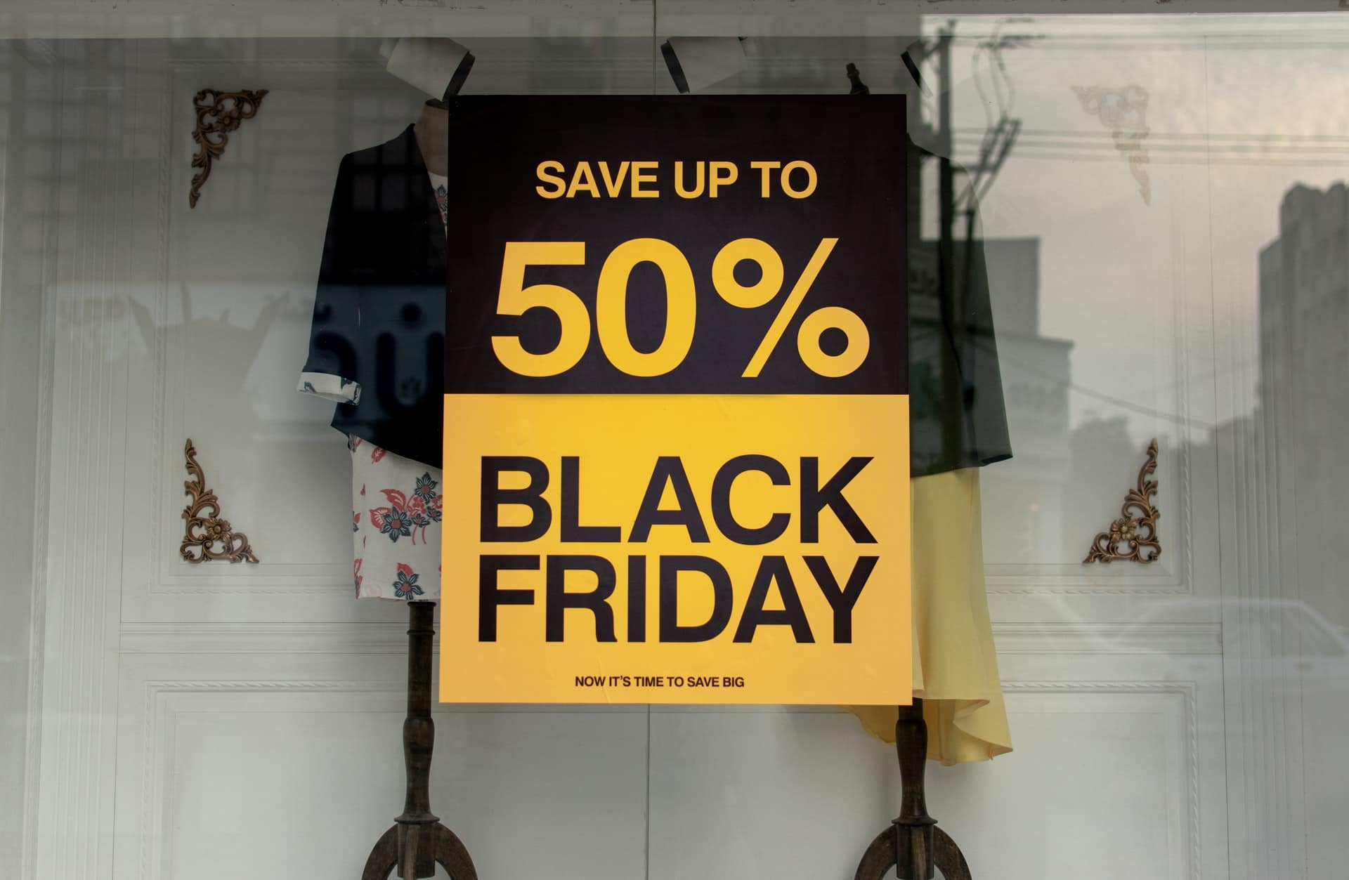 Estrategias de marketing para Black Friday y Cyber Monday 2020
