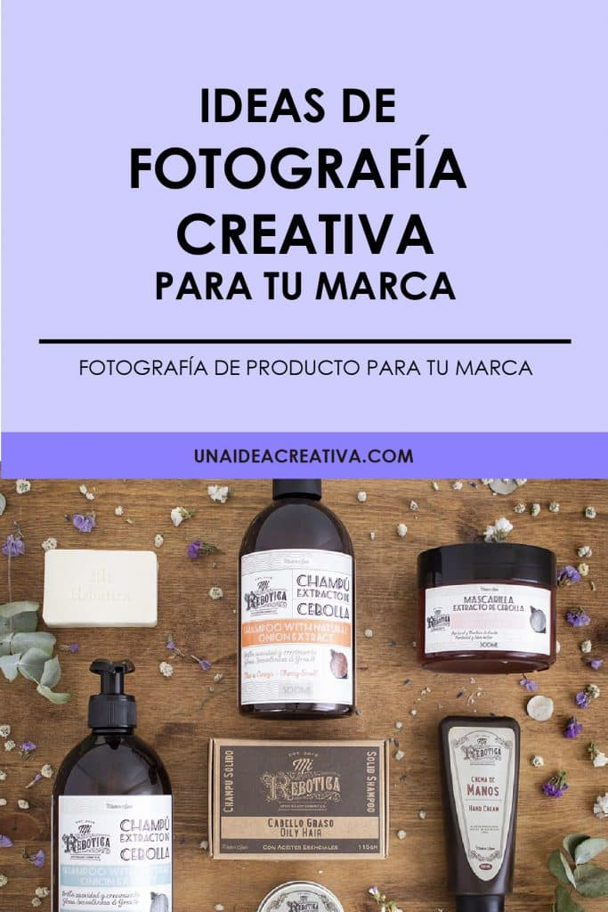 Ideas de fotografía creativa